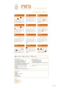 Calendario laboral Comunidad Valenciana 2021 PDF, Calendari laboral comunitat valenciana 2021 PDF